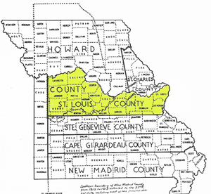 Missouri in 1876